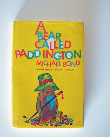 Paddington bear book 1st