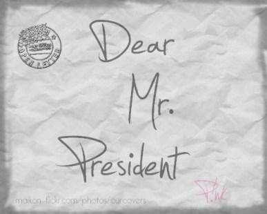 dear mr president letter trump