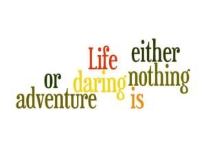 make it count life adventure
