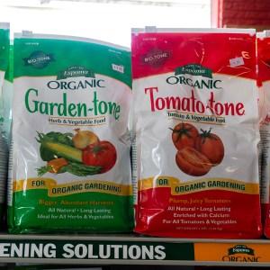 Bio-Tone Garden Fertilizer