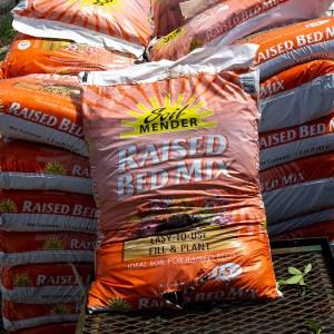 Soil Mender Raised Bed Mix