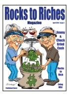 Milestone Gift-Magazine style caricature