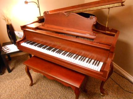 Cable French Grand Piano