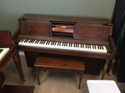 Wurlitzer Spinet Player Piano