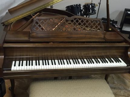 Kimball Queen Ann Baby Grand