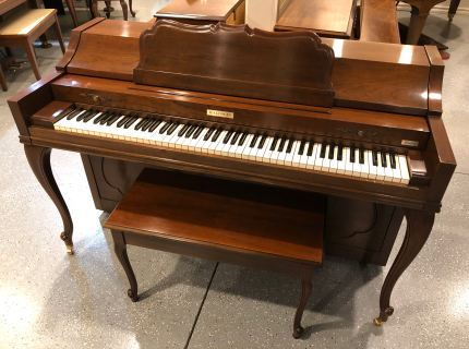 Baldwin Acrosonic Queen Anne Spinet