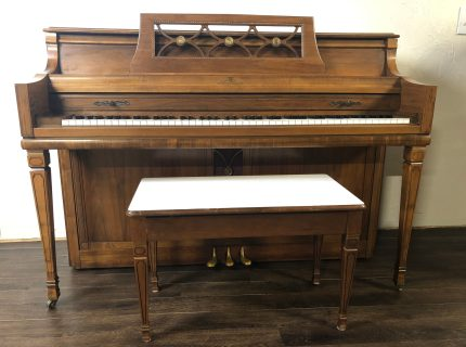 Wurlitzer Console Custom Two Tone