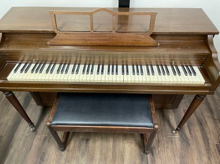 Cecilian Spinet