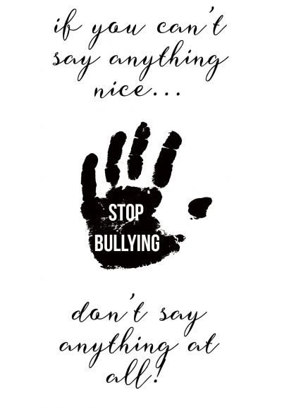 Stop Bullying with Patience