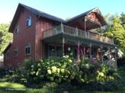 Lakeside cottage