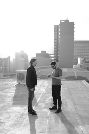 Thomas and Brad