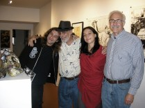 Opening for Carrier Pigeon exhibition in Kutztown, PA