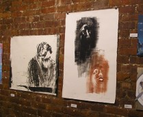 Mehu Gallery, NYC. Nov 2016