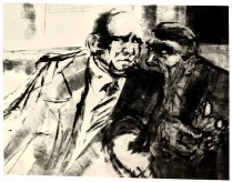 Monotype © Bruce Waldman. All Rights Reserved
