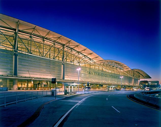 San Francisco Airport International Terminal SFIA_0001