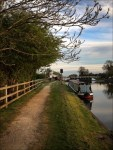 Canal Boats in the Cotswolds