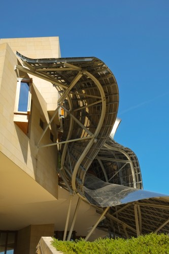 Marques de Riscal Winery - Detail
