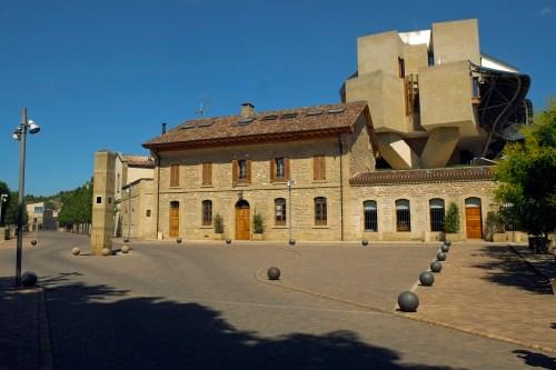 Marques de Riscal Winery