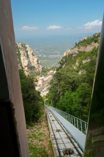 View From The Funicular