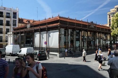 Mecardo de Miguel in Madrid