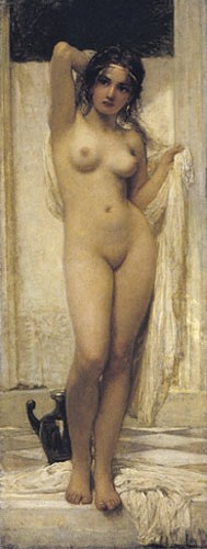 Woman Bathing - Kaloty