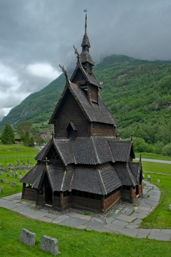 Borgund Stave-Church