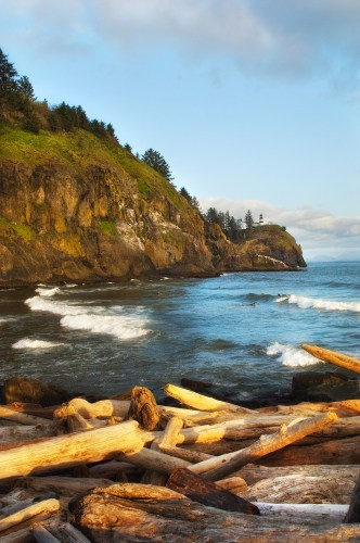 Waikiki Beach at Cape Disappointment State Park