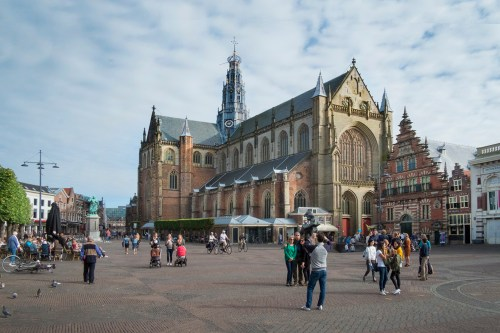 Grote Market - Grote Kerk