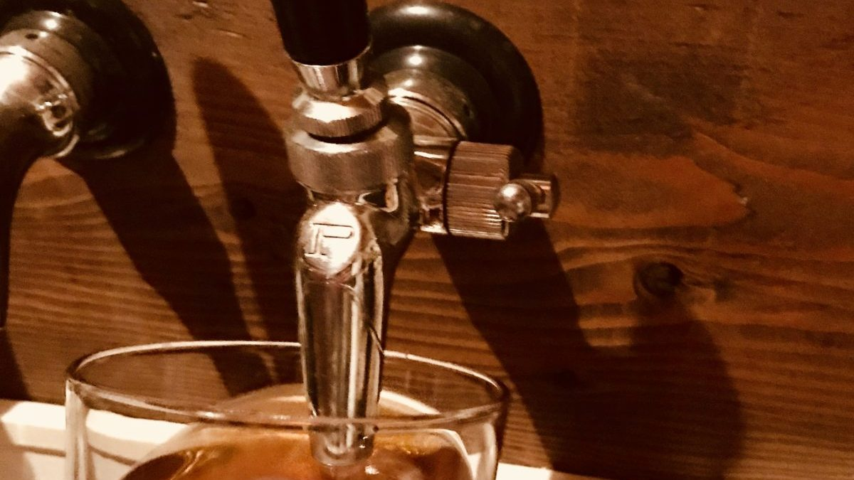 The Best Beer Faucet On The Planet Perlick 650ss