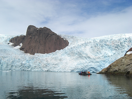 Gletscher in Grönland