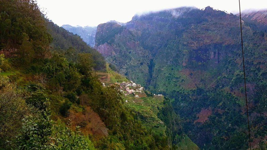Das Inselinnere von Madeira