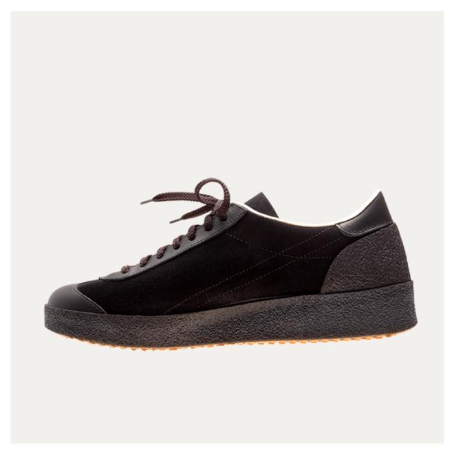 Astroturfer Brütting schwarz Veloursleder tolle Schuhe