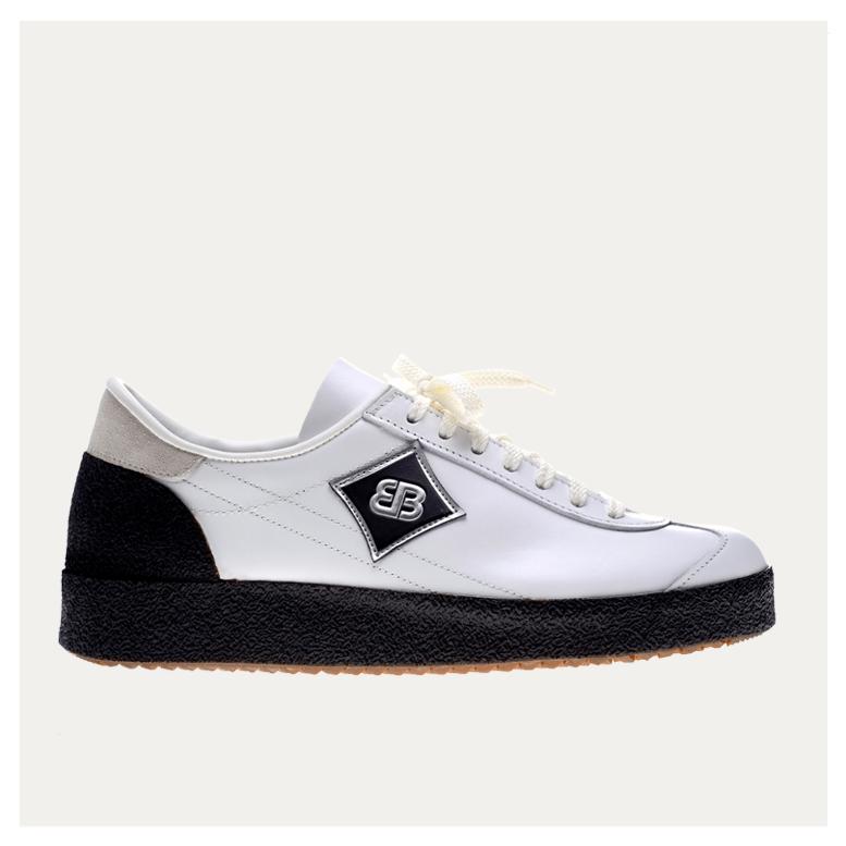 sale retailer 61ff2 796c5 Astroturfer weiß Rindsleder - Brütting Schuhe online kaufen