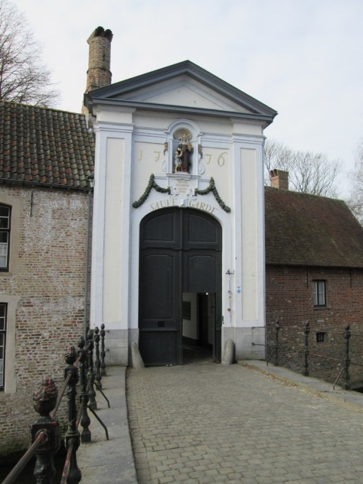 entrance Begijnhof