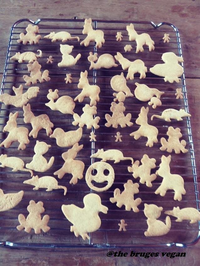 vegan cut out cookies