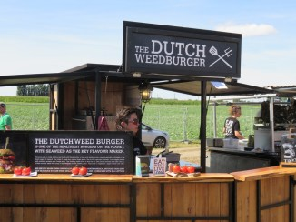 The Dutch Weedburger