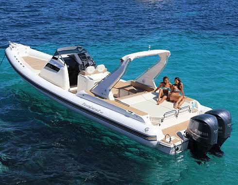 RIBs (Rigid Inflatable Boats)