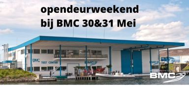 Open Doors Weekend 2020 @BMC @ Brugee Marine center
