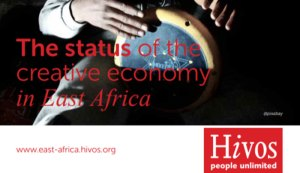 Status of the creative economy in East Africa