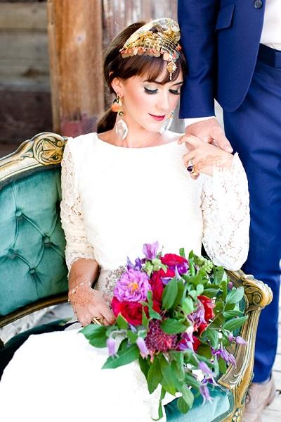 Marokkaanse bruid