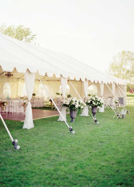 Mike Clarke Photo via Wedding Bells