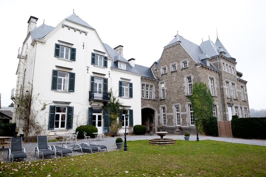 Trouwlocatie Château de Blier