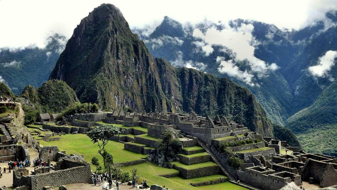 Huwelijksreis Peru