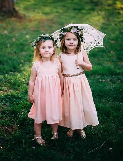 Jurk Bruiloft Kind.De Schattigste Kinderen Op Bruiloften Bruiloft Inspiratie