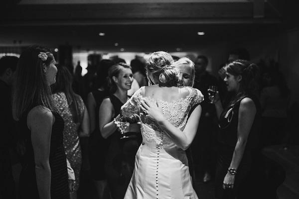 Bruiloft op de Pollepleats