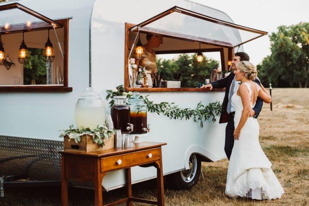 Foodtruck bruiloft