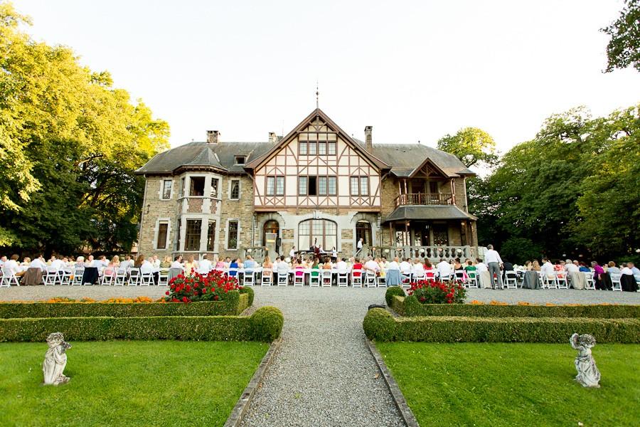 Chateau Presseux in België