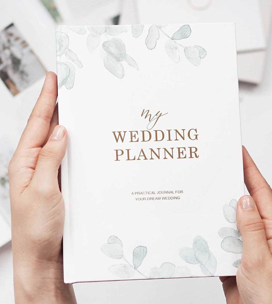 Bruiloft planboek