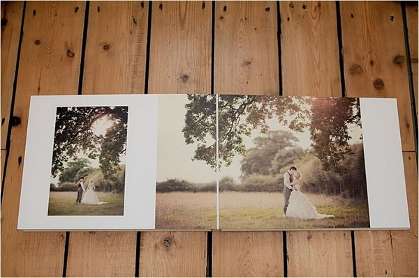 Fotoalbum bruiloft