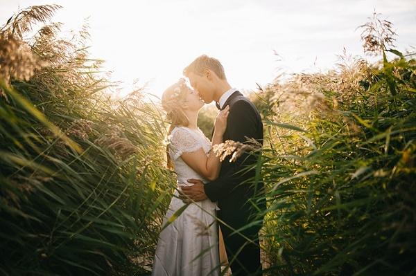 Week voor de bruiloft moet je veel voorbereiden